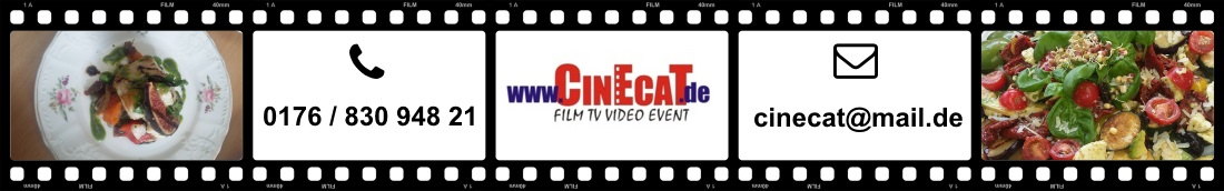 Cinecat Filmcatering Logo